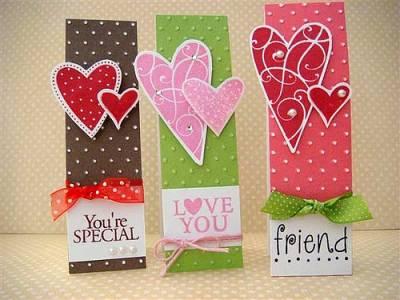 Валентинки картинки своими руками из бумаги
