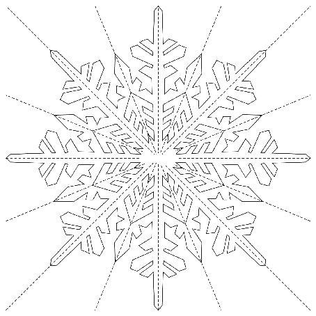 Фото новогодние снежинки своими руками из бумаги