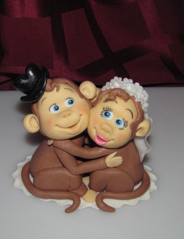 Торт на год обезьяны своими руками
