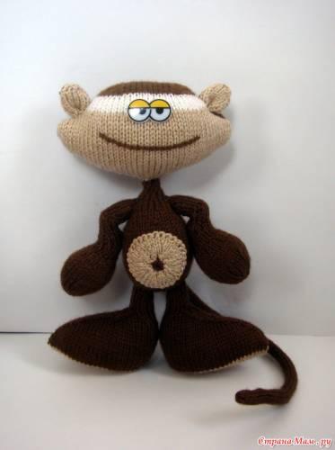 Символ года обезьяна своими руками фото