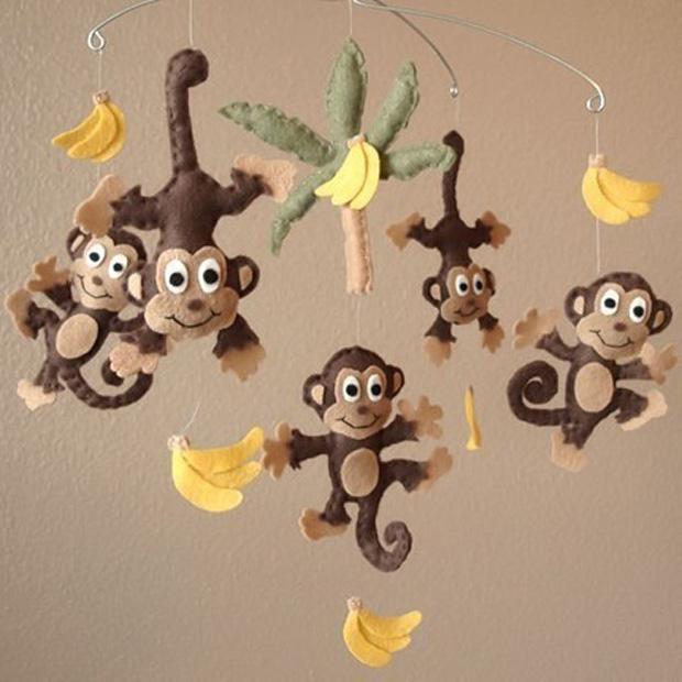 Новогодний костюм обезьяна своими руками