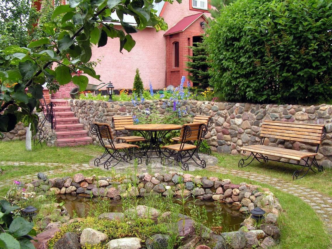 Фото качели садовые своими руками