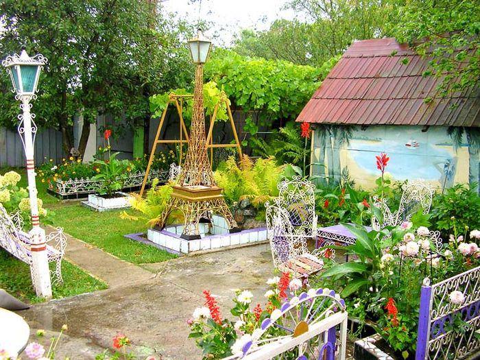 Для сада дачи огорода своими руками