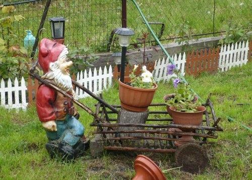 Поделки для дачи, сада, двора своими руками - Efachka